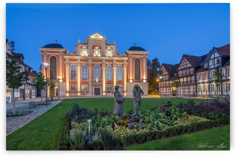 St. Trinitatis Church Wolfenbüttel  by Patrice von Collani
