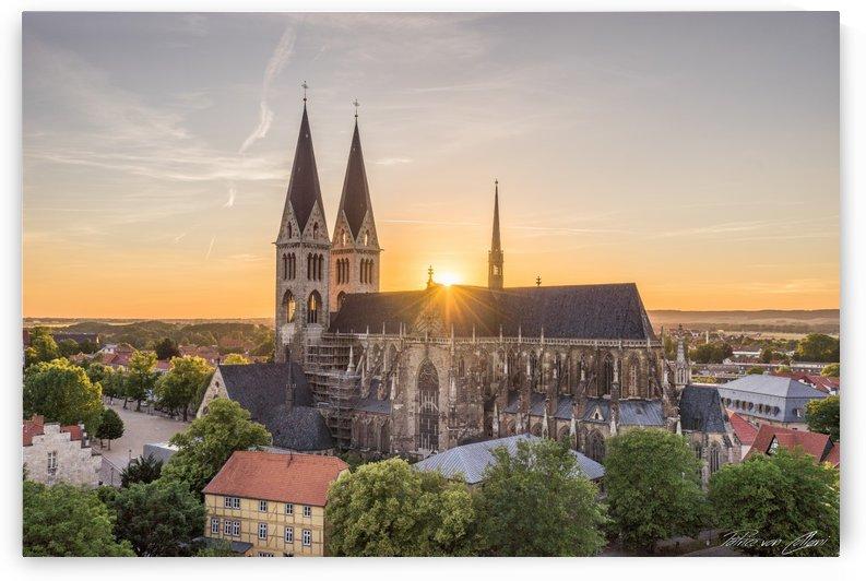 Halberstadt Cathedral by Patrice von Collani