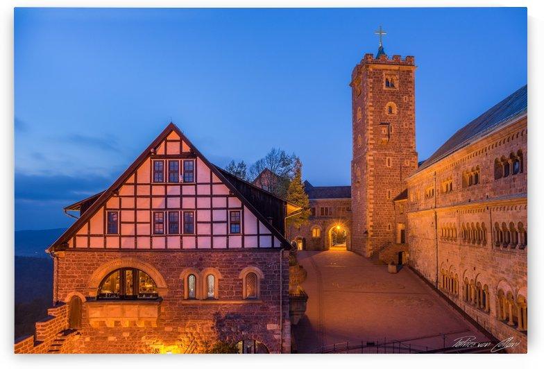 Castle Wartburg by Patrice von Collani