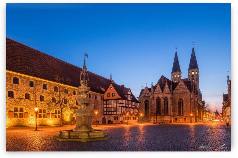 Brunswick Altstadtmarkt by Patrice von Collani