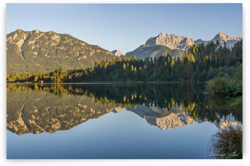Karwendel Mountains by Patrice von Collani