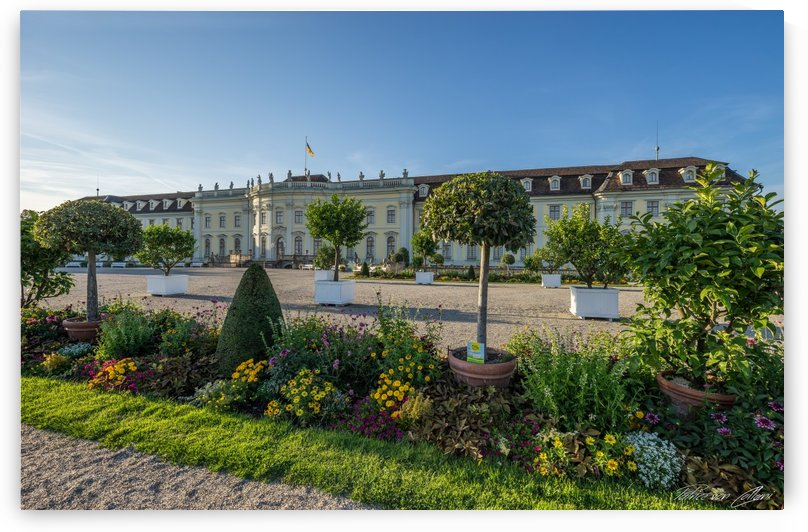 Castle Ludwigsburg by Patrice von Collani