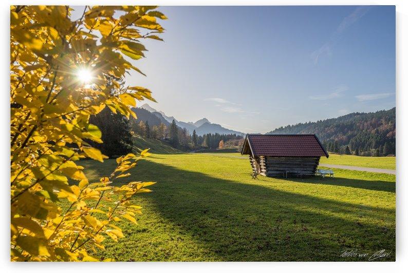 Bavarian Autumn by Patrice von Collani
