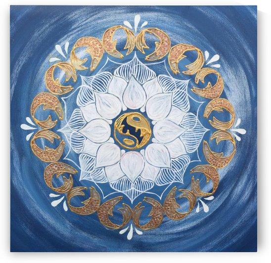 Inner Peace by ShubathraSivagroonathan