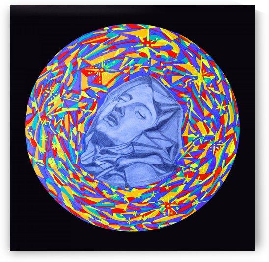 Ecstasy of Saint Teresa by Matthew Lacey