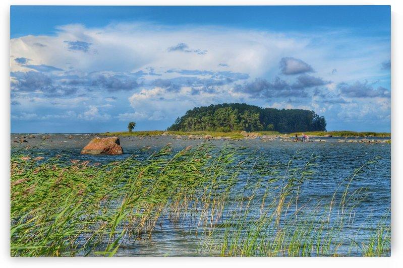 Devils island by Verstapost