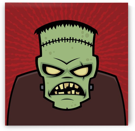 Frankenstein Monster by fizzgig