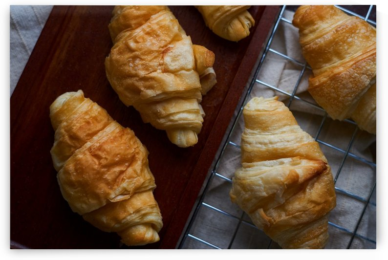 Croissants by Krit of Studio OMG