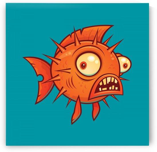 Pufferfish by fizzgig