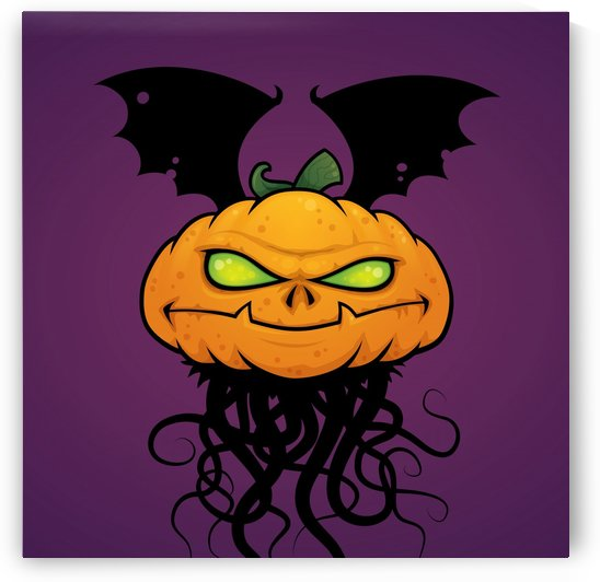 Punkin Monsta by fizzgig