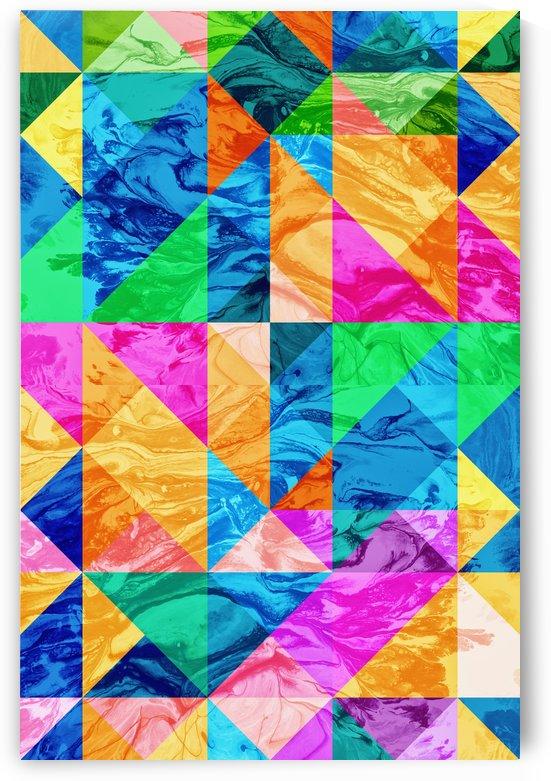 Geometric XXIX by Art Design Works