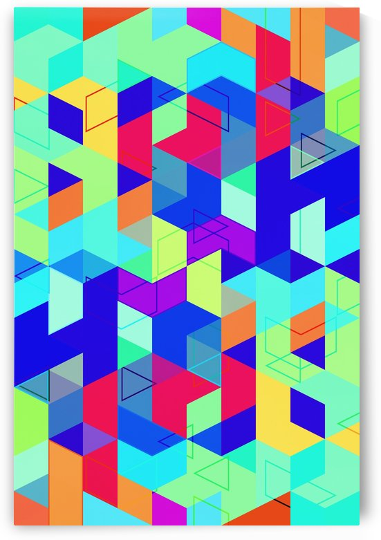 Pattern LXXIX by Art Design Works