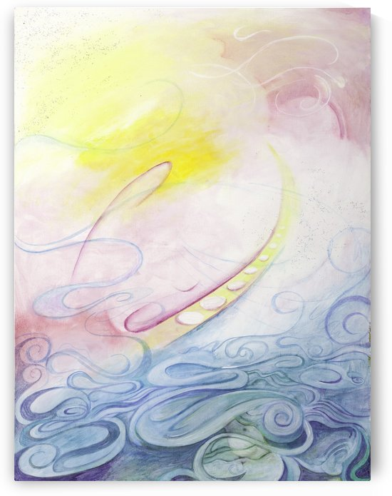 ACCEPTANCE by Dawn Beedell Energy Artist