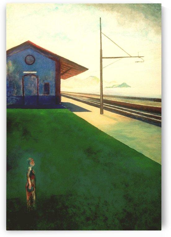 Lavagna railway station by franzini angelo