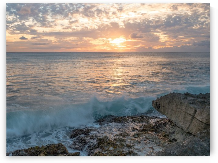 soft wave Oahu Hawaii by Asia Visions Photography