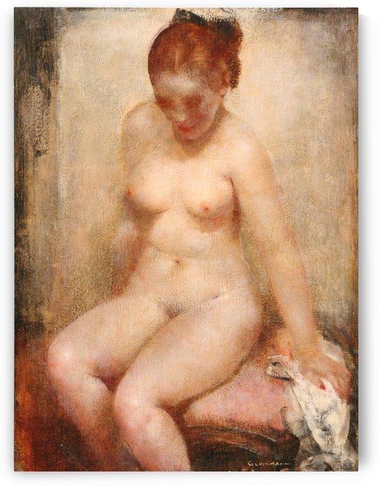 Nude by Grigory Gluckmann