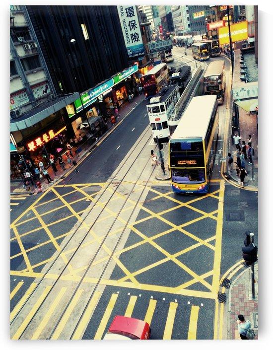Chaos Hong Kong by Leyre
