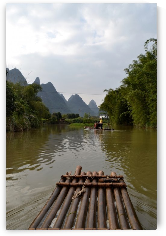 Yangshuo by Leyre