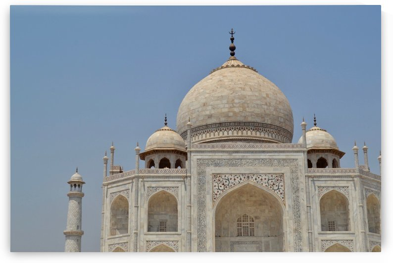 Taj Mahal by Leyre