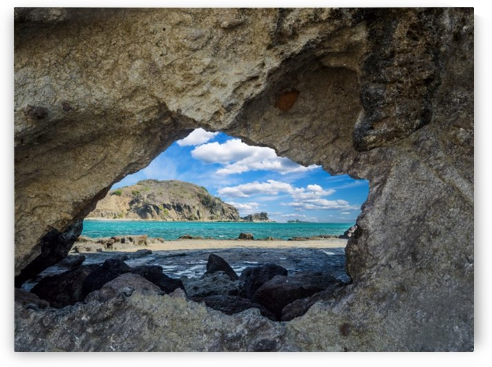 peephole in Lombok Indonesia by Asia Visions Photography