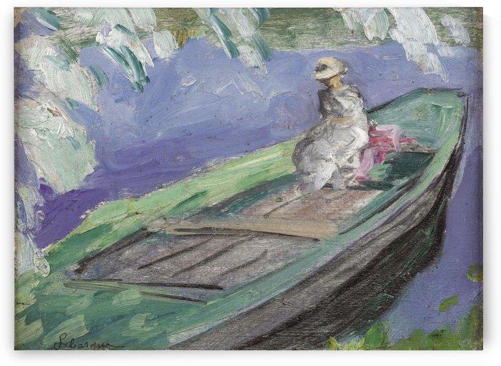 Boating by Henri Lebasque