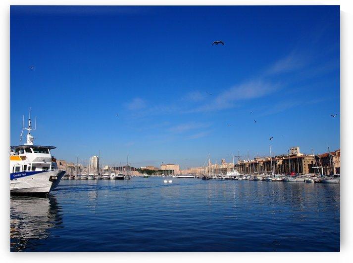 Good morning Marseilles by MJBiggs