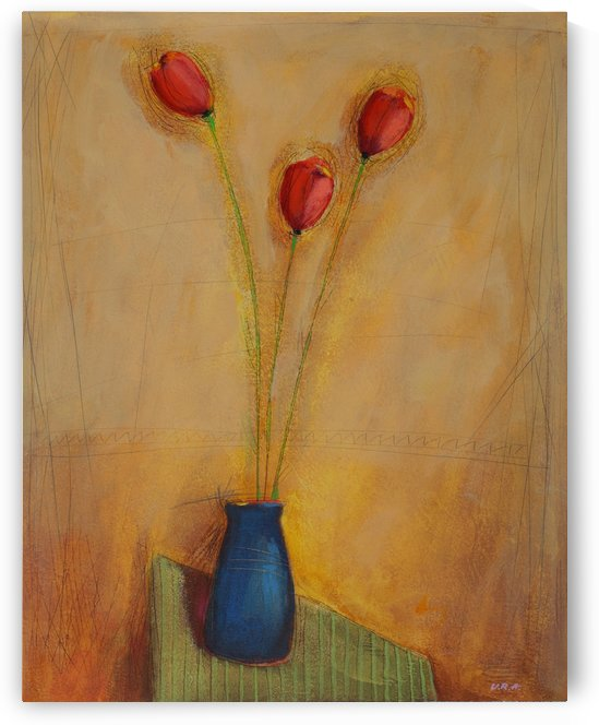 Tulips by George Darash