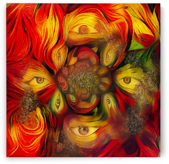 Eyes by Bruce Rolff
