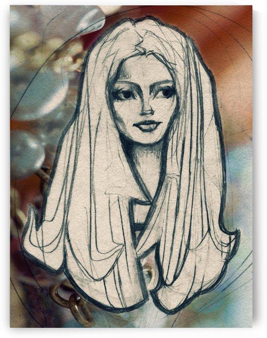 Chevelure 1 by Audrey-Anne Richard