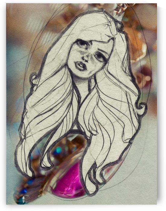 Chevelure 3 by Audrey-Anne Richard