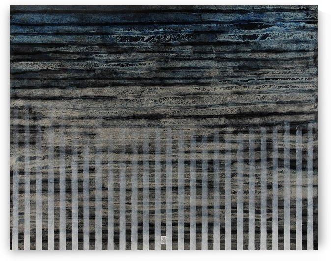 L espoir est dans le sillon - Contemporary Art by Vieville abstract art