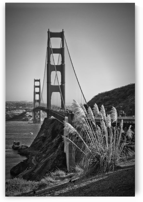 SAN FRANCISCO Golden Gate Bridge by Melanie Viola