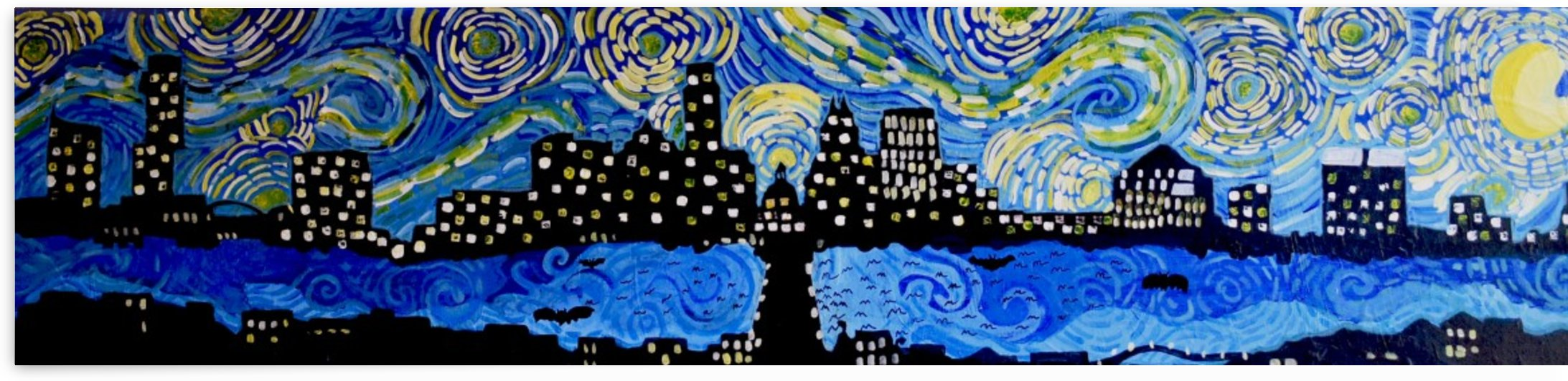 Austin Starry Night. Tala S. by The Arc of the Capital Area