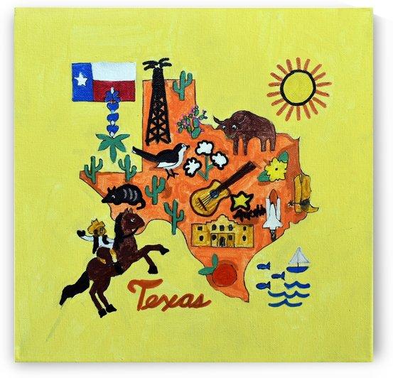 Texas. Edward F. by The Arc of the Capital Area