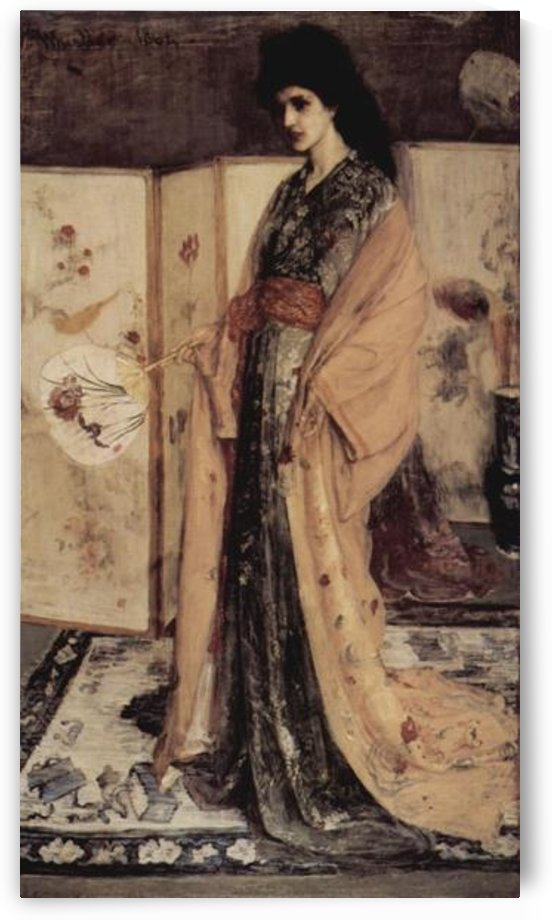 La Princesse you Pay de la Porcelaine by Whistler by Whistler