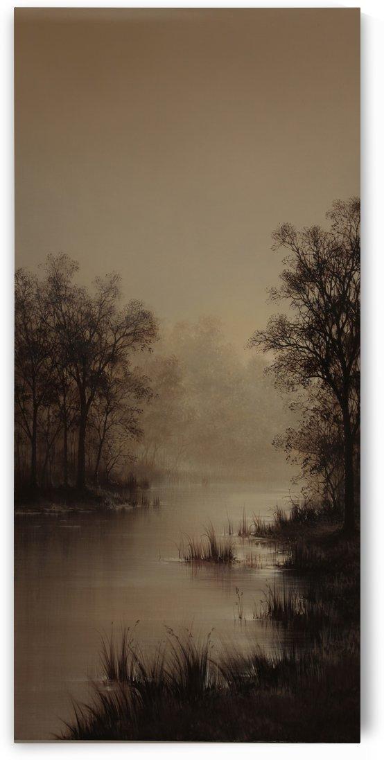 Echoed River of Memories by Sang H Han
