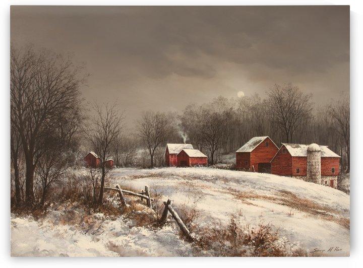 Cold Memories by Sang H Han