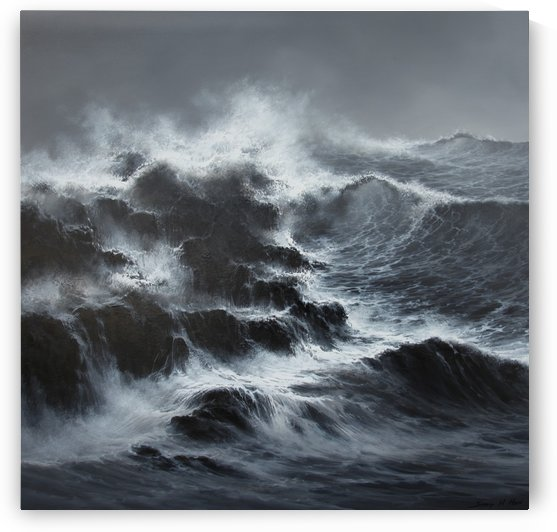 Neptunes Fury by Sang H Han