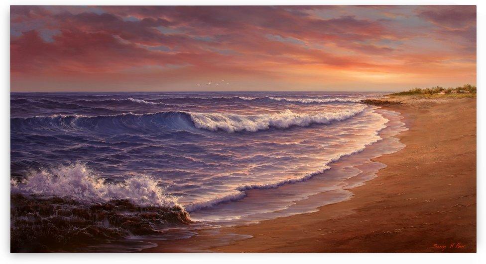 Paradise Shores by Sang H Han