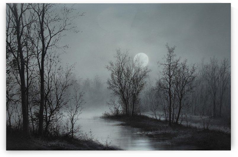 Nights Plutonian Shore by Sang H Han
