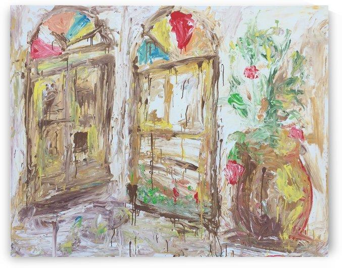 Neighbourhood -1  by Khalid Alzayani