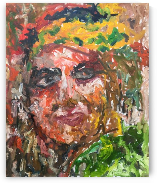 Leonora by Khalid Alzayani