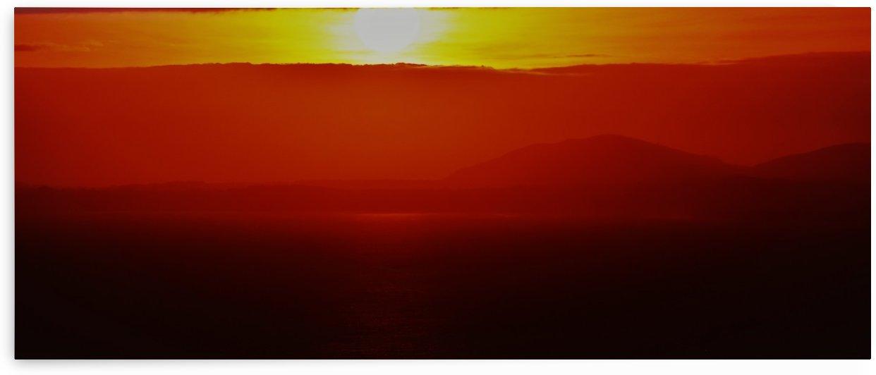 sunset 1 by Anu Hamburg
