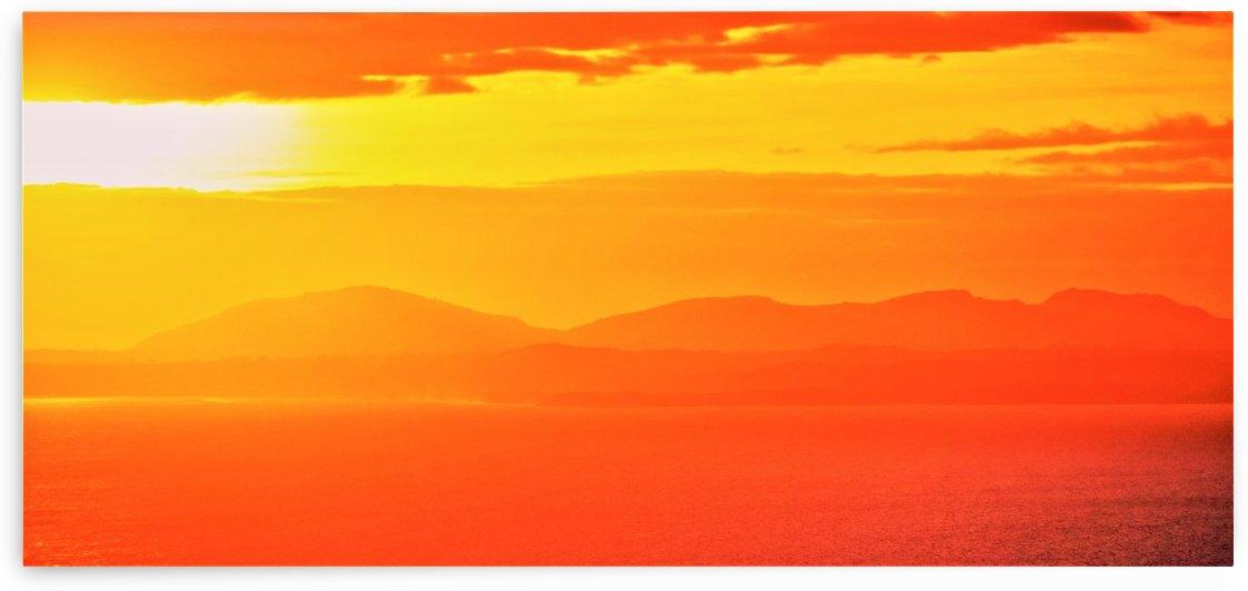 sunset 2 by Anu Hamburg