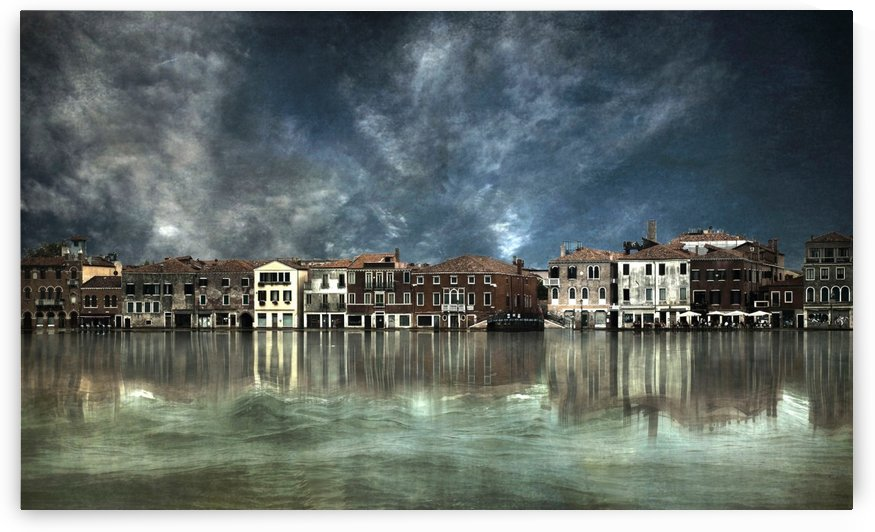 Reflections in Venice by 1x
