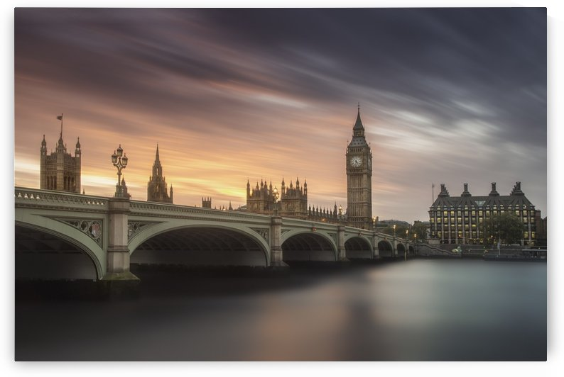 Big Ben, London by 1x