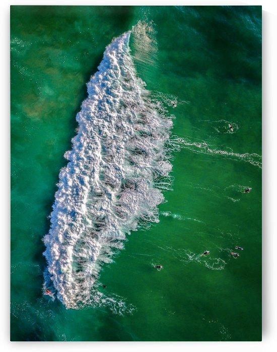 Surf Break by 1x