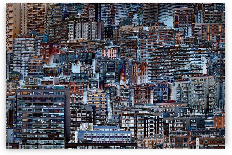 Metropolis by 1x