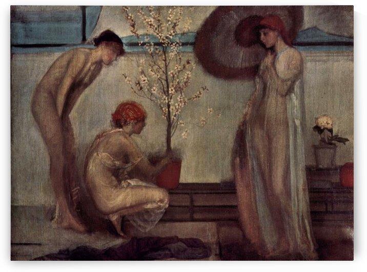 Life angel-1-by Giovanni Segantini by Giovanni Segantini