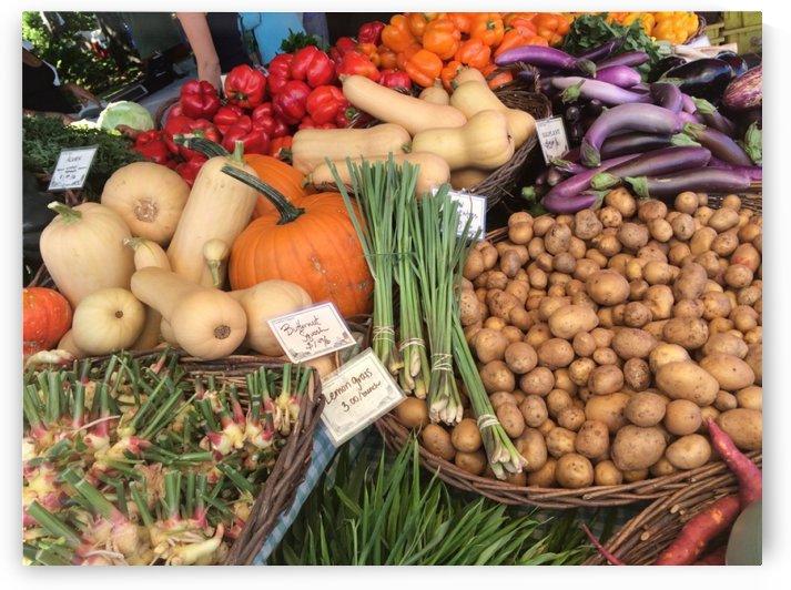 Farmers Market by Robin Buckley